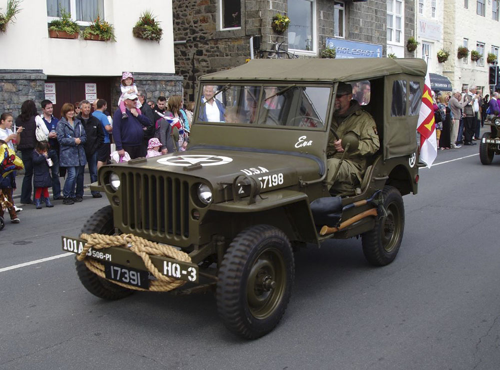 Willys Mb Jeep 1943