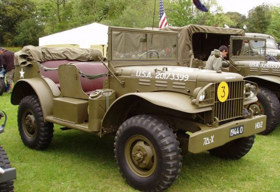 Dodge WC56 Command Car 1944