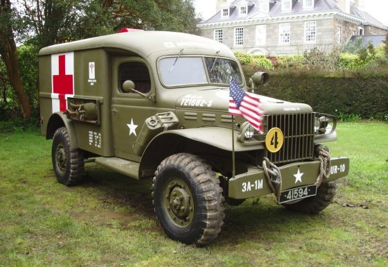 Dodge WC54 1944 Ambulance