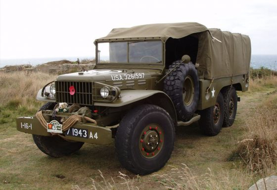 Dodge WC63 Weapons Carrier 1943